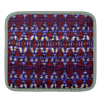Colorful carpet pattern sleeves for iPads
