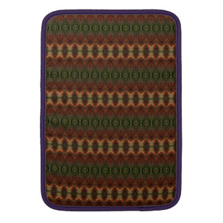 Colorful carpet pattern sleeves for MacBook air