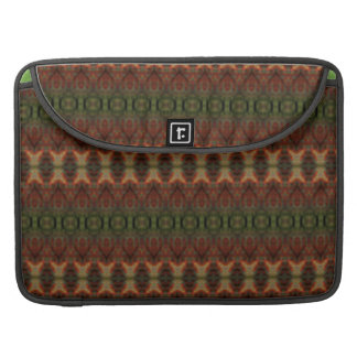 Colorful carpet pattern sleeves for MacBook pro