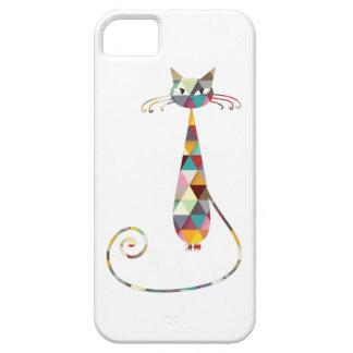 COLORFUL  CAT iPhone SE/5/5s CASE