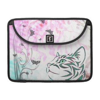 Colorful Cat MacBook Pro Sleeve