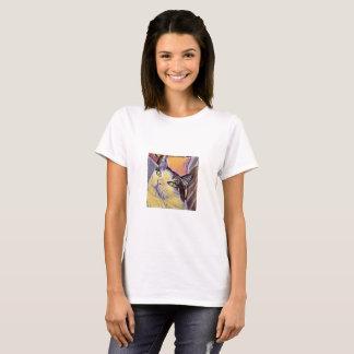 Colorful Cat T-Shirt