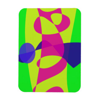 Colorful Caterpillar Flexible Magnet