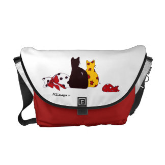 Colorful Cats Bag