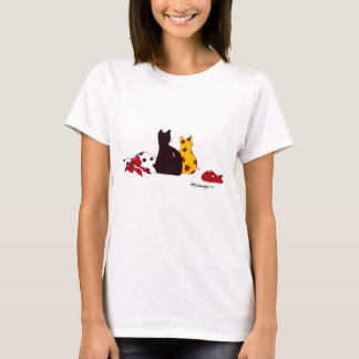 Colorful Cats T-Shirt