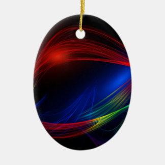 Colorful Ceramic Ornament