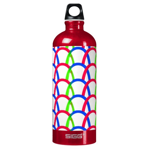 Colorful chains SIGG traveler 1.0L water bottle