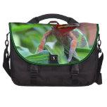 Colorful Chameleon Laptop Commuter Bag