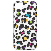 Colorful Cheetah Leopard Print Gifts for Teens iPhone 5 Case