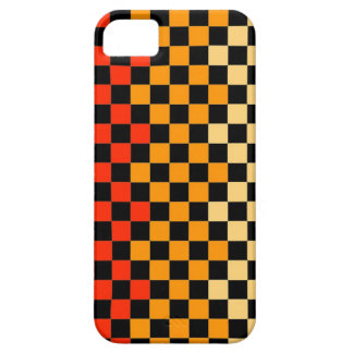 Colorful chessboard iPhone 5 covers