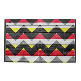 Colorful Chevron Pattern #4 iPad Covers