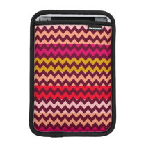 Colorful Chevron Pattern 9 Sleeve For iPad Mini