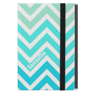 Colorful Chevron Pattern Custom iPad Mini Case