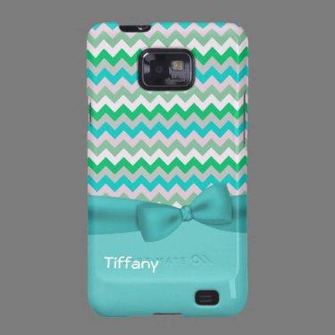 Colorful Chevron Samsung Galaxy S2 Case