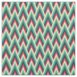 Colorful Chevrons Fabric