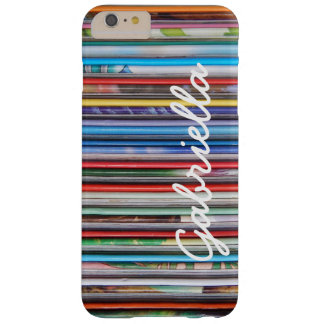 colorful children books barely there iPhone 6 plus case