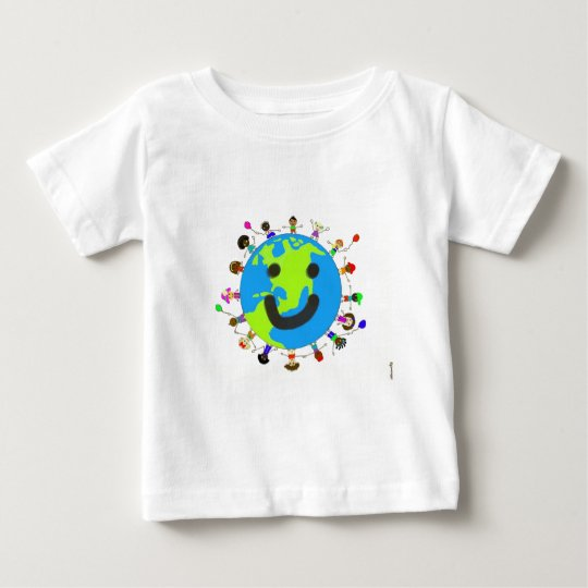 Colorful Children's T-Shirts