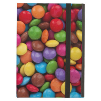 Colorful Chocolate Buttons iPad Air Cover