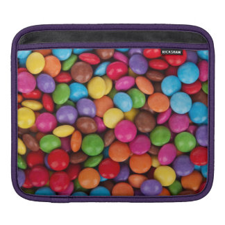 Colorful Chocolate Candies Sleeve For iPads