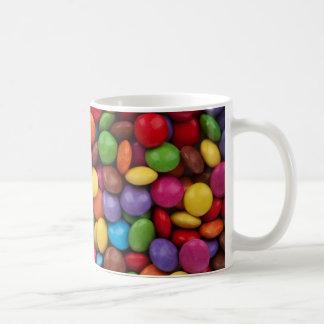 Colorful Chocolate Candy Coffee Mugs