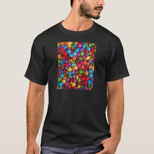 Colorful Chocolate Candy T-Shirt
