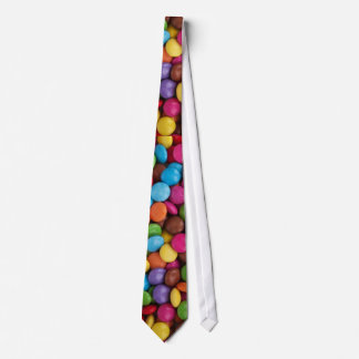 Colorful Chocolate Candy Tie