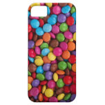 Colorful Chocolate Little Round Button Candy iPhone 5 Case