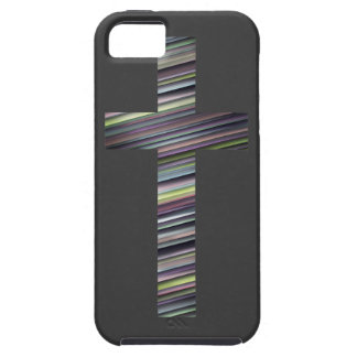 Colorful Christian Cross 2 iPhone 5 Covers