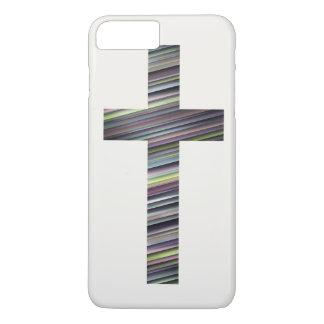 Colorful Christian Cross 2 iPhone 8 Plus/7 Plus Case