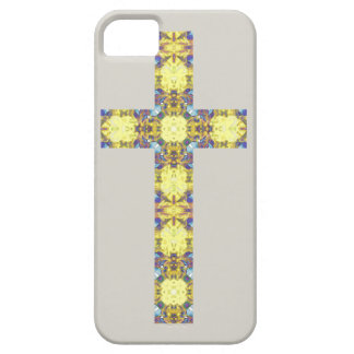 Colorful Christian Cross 3 iPhone 5 Covers