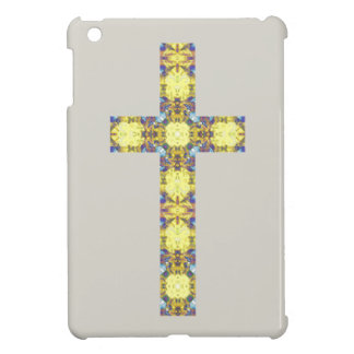 Colorful Christian Cross 3 iPad Mini Case
