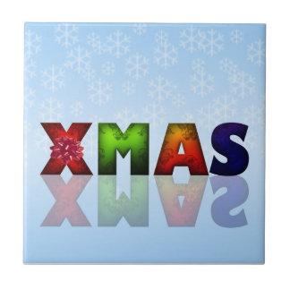 Colorful Christmas Design Tiles