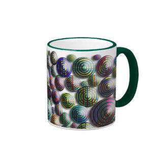 Colorful Circle Coffee Mug