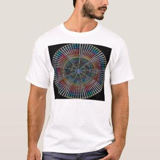 Colorful Circle Pattern Shirt