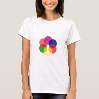 Colorful circles- color scheme T-Shirt