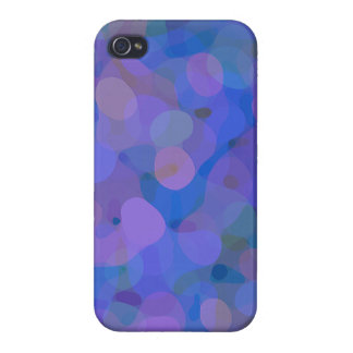 Colorful Circles iPhone 4 Cover