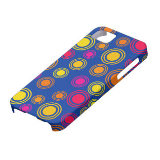 Colorful Circles iPhone 5 Cover