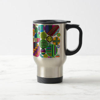 Colorful Circles Mug