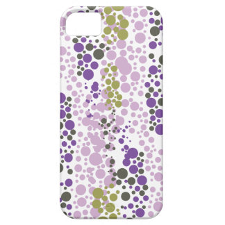 Colorful Circles Pattern iPhone 5 Case