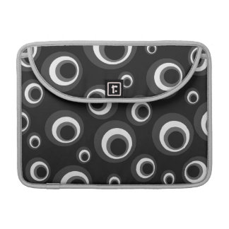 Colorful Circles Sleeve For MacBook Pro