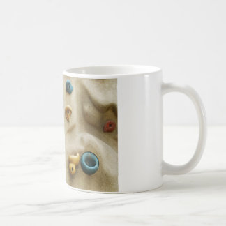 Colorful Climbing Wall Rocks Coffee Mug