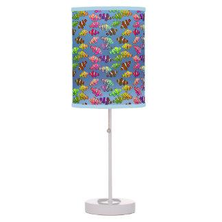 Colorful Clown Anemone Fish Lamp