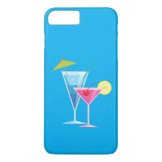 Colorful Cocktails iPhone 7 Plus Case