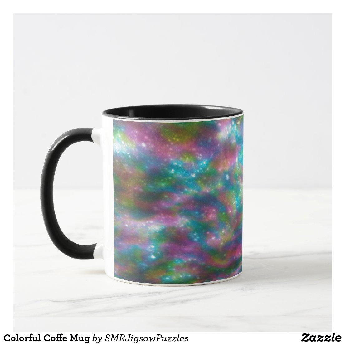 Colorful Coffe Mug