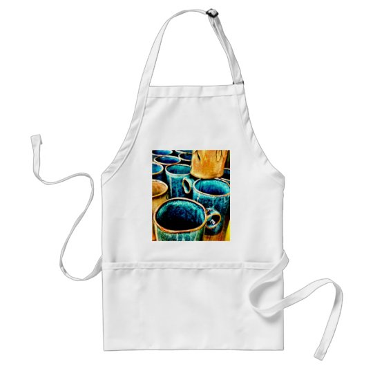 Colorful Coffee Mugs Gifts for Coffee Lovers Adult Apron