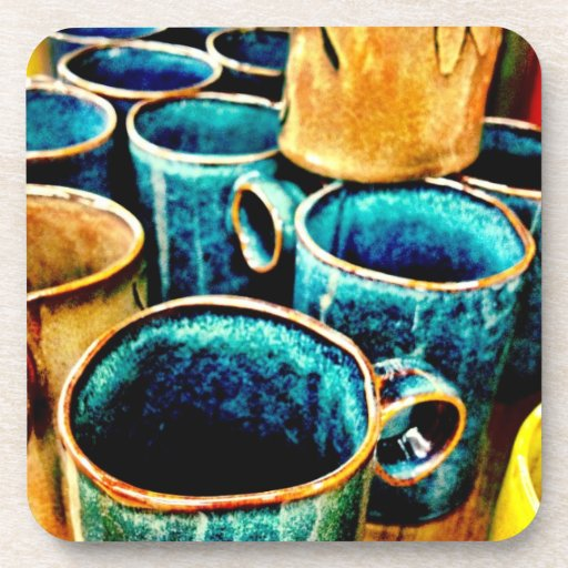 Colorful Coffee Mugs Gifts for Coffee Lovers Drink Coaster