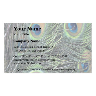 Colorful Color harmony Double-Sided Standard Business Cards (Pack Of 100)
