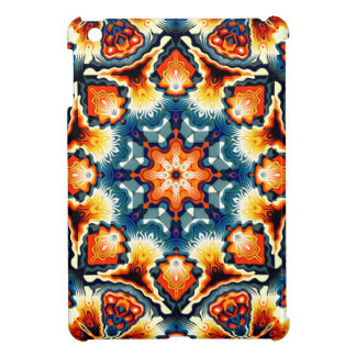 Colorful Concentric Motif Cover For The iPad Mini