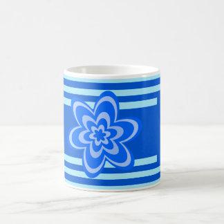 Colorful concentric mug