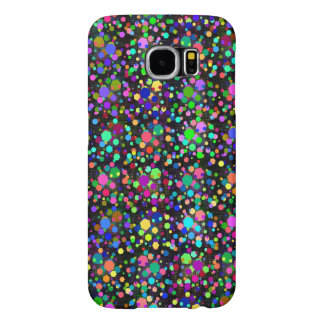 Colorful Confetti Samsung Galaxy 6 Case